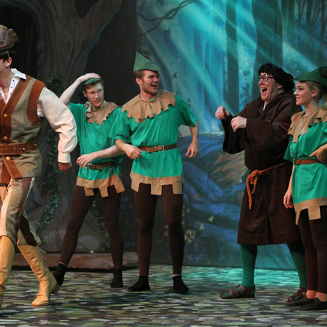 Robin Hood, Lighthouse Theatre, Poole
