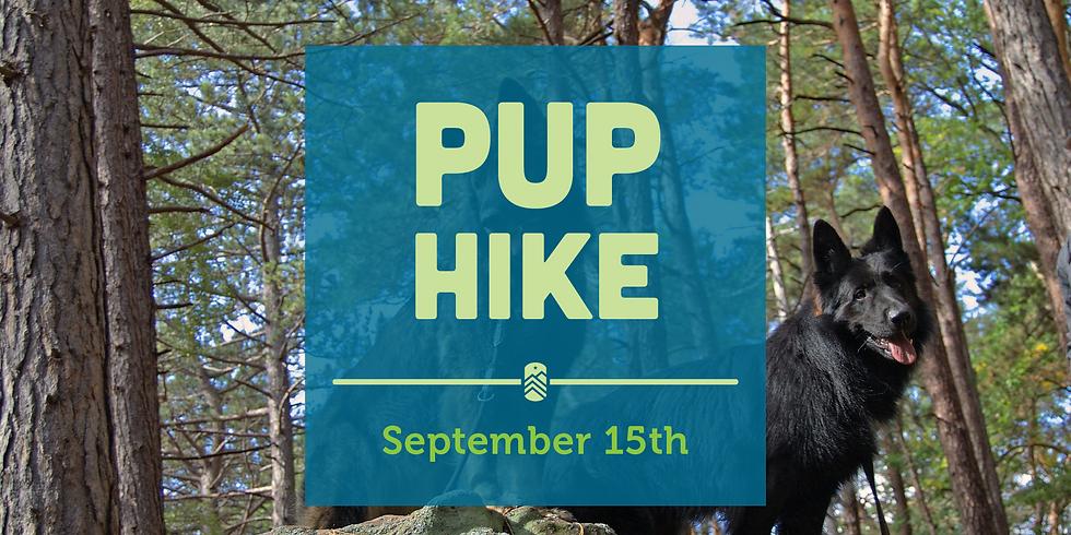 Pup Hike