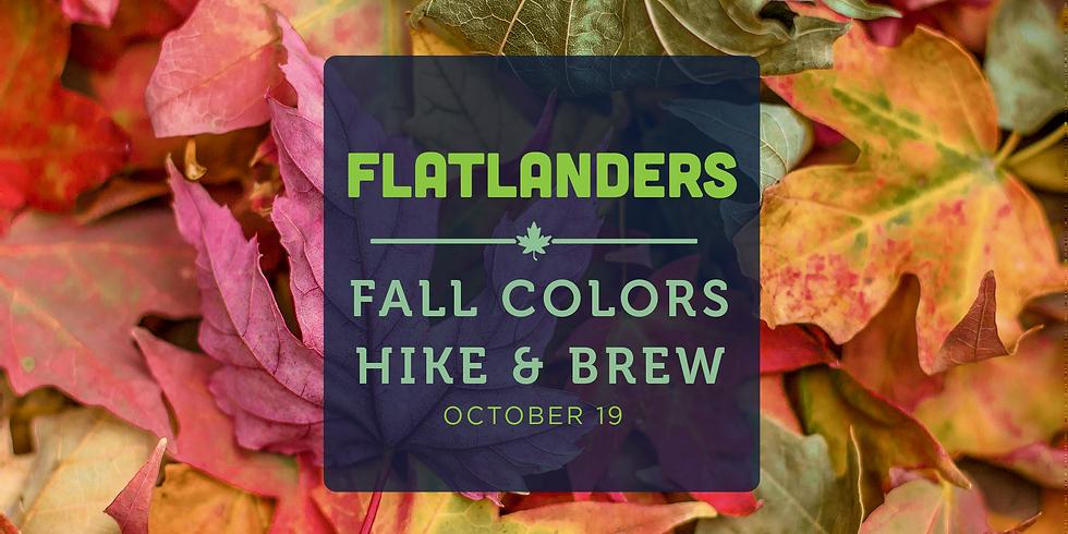 Fall Colors Hike & Brew