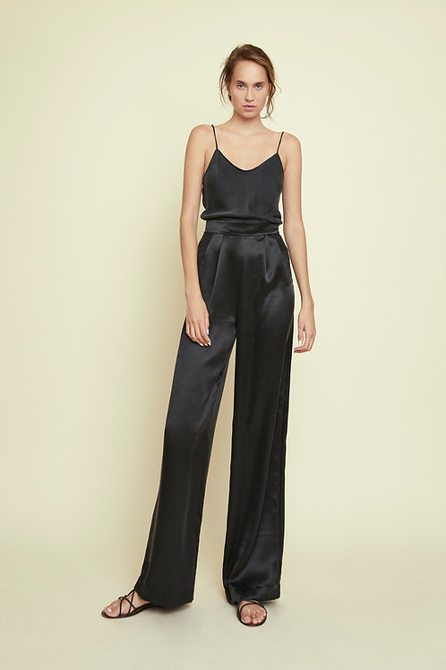 CHRISTY - Charcoal Trousers