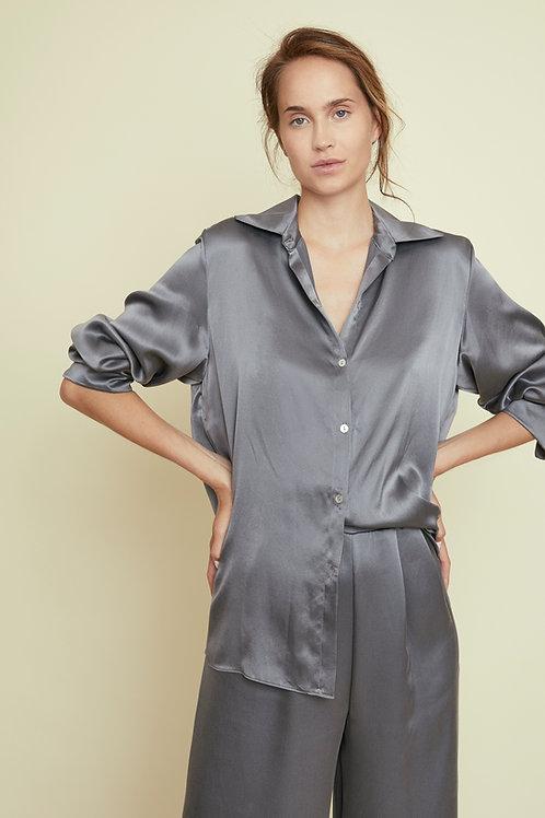 AMBER - Slate Classic Shirt