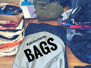How to tame your bag collection