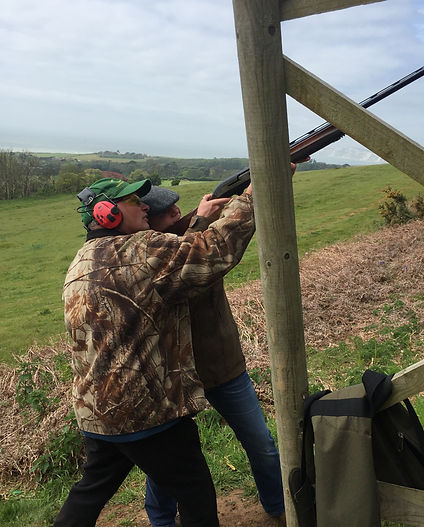 Bob Cooper Clay Shooting Lessons