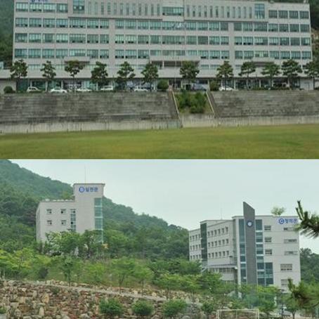 김해대학교_김해 삼안로 (전체 강의동 LED교체공사)