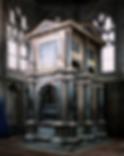 Rosicrucian Temple, St. Mary's Church