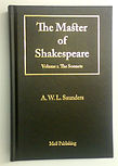 Book cover photo - The Master of Shakespeare