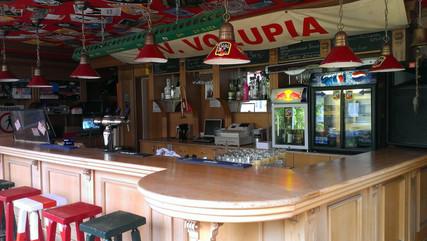 Oude 'De Tijd' bar
