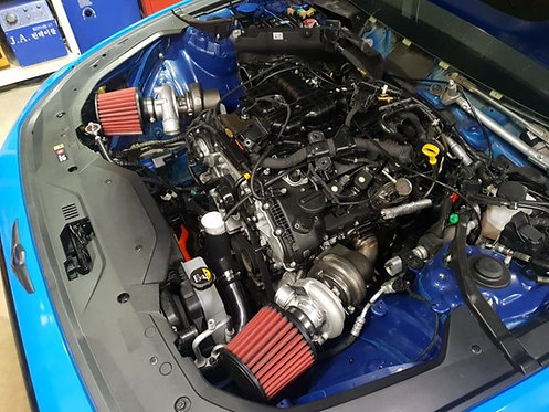 Stinger/G70 3.3T Twin Turbo Upgrade Kit