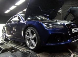 Audi RS7 ECU Tune - 643WHP