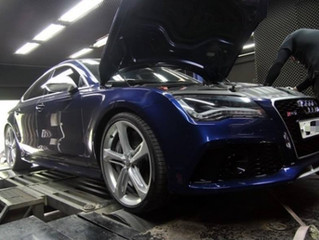 Audi RS7 ECU Tune - 643WHP