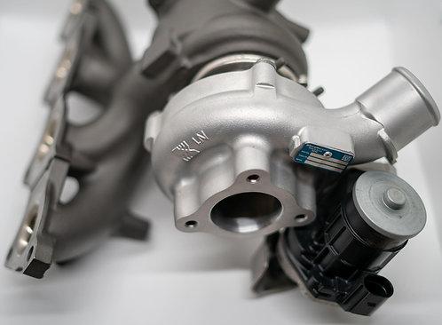 Hybrid Turbo Upgrade