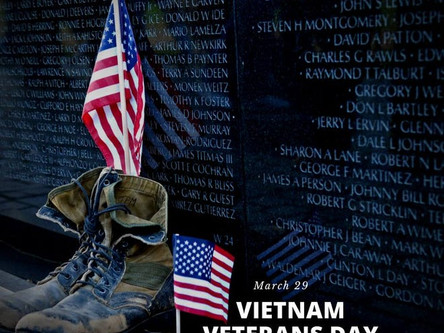 Remembering our Vietnam Vets