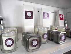 SIAN ADGER (White Cottage Candles)