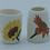 Thumbnail: Floral Mini Bud Vase