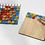 Thumbnail: Mini Mosaics - Square Coaster Duo - Takeaway Taster