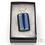 Thumbnail: Dichroic Glass Pendant Light Grey & Blues  - Louise Ferrier