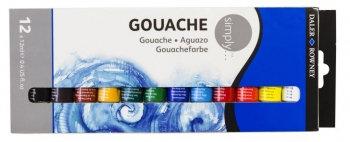 Gouache Paint Set (Daler Rowney: Simply Gouache)