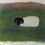 Thumbnail: Sheep in Blue Meadow - Annie Brown (mounted)