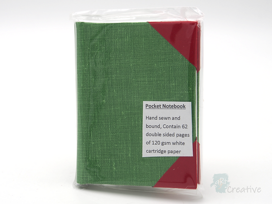 Pocket Notebook   - Janet Watson