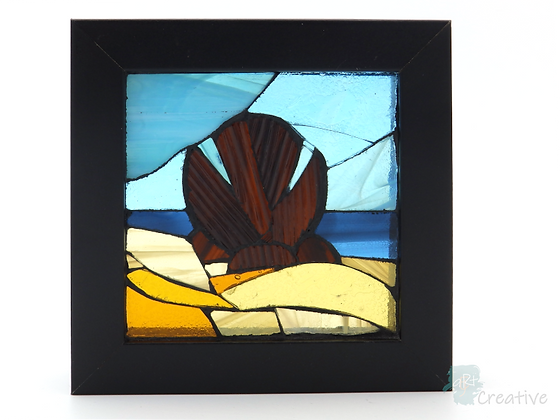 Shell Glass Mosaic - Louise Ferrier