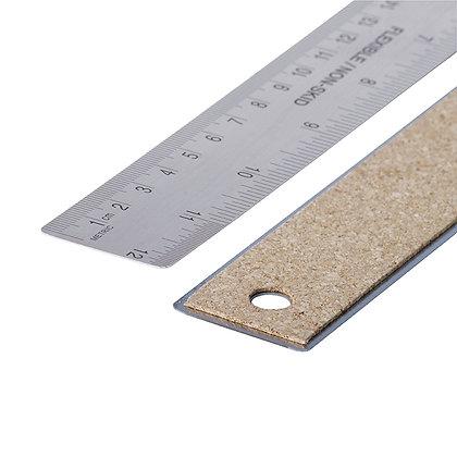 Stainless Steel (Non-Slip) Ruler