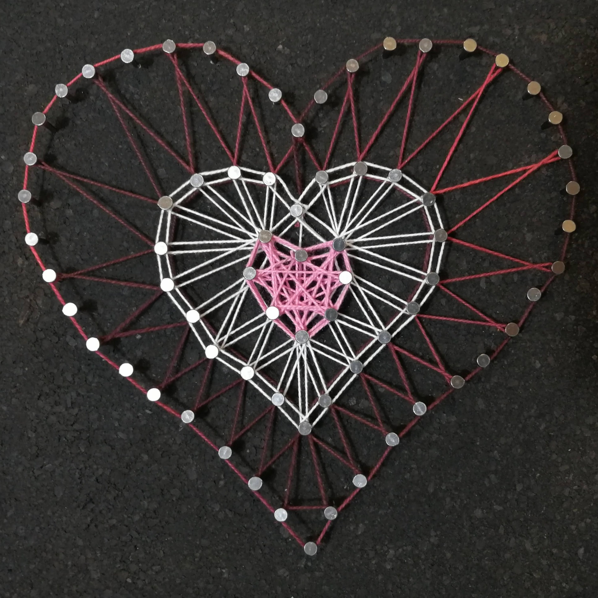 Holiday Craft Session: String Art