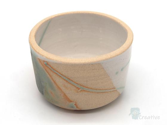 Small Plant Pot  'Shoreline ' - Sue Bowerman
