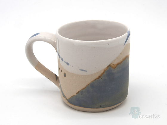 Mug 'Sea Beach'  - Sue Bowerman
