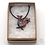 Thumbnail: Necklace: Enamelled Bird - Toni Peers