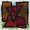 Thumbnail: Naive Geometric Two -  Ni Gooding (Framed)