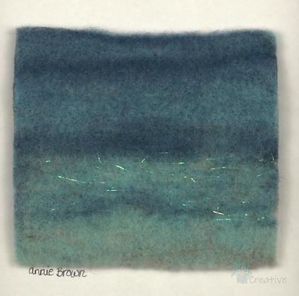 Seascape - Annie Brown (framed)