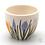 Thumbnail: Floral Posy Vase Small - Emma Jayne Robertson