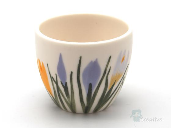 Floral Posy Vase Small - Emma Jayne Robertson