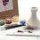 Thumbnail: Ceramic Painting - Vase (Wide Based) - Takeaway Taster