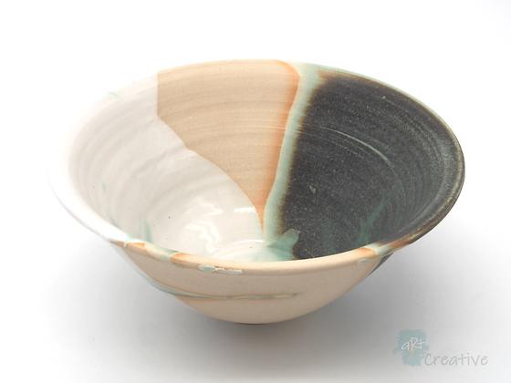 Deep Flared Bowl 'Shoreline' - Sue Bowerman