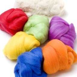 Felt Making: Ball Making Set (with colour choice)