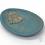 Thumbnail: Ammonite Oval Dish - Emma Jayne Robertson