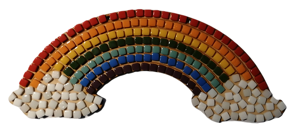 Mini Mosaics - Rainbow - Takeaway Taster