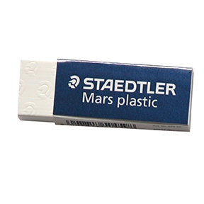 Eraser: Mars Plastic (Staedtler)