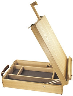 Easel: Edinburgh Table Box (Daler Rowney)