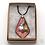 Thumbnail: Necklace: Swirled Kite Enamelled - Toni Peers
