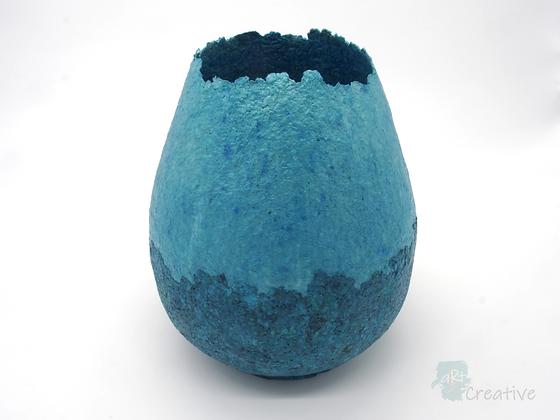 Blue  Vase- Ruth Brumby