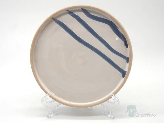 Medium Plate 'Sea Beach' - Sue Bowerman