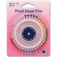 Pearl Head Pins (Hemline)