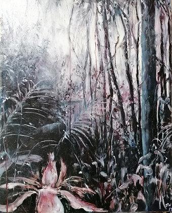 Rainforest II - Julie Williams (canvas)
