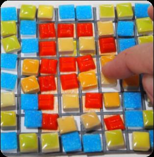 Holiday Craft Session: Mini Mosaic