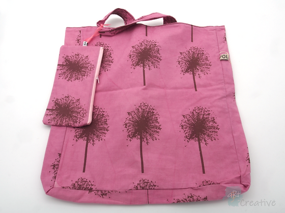 Tote Bag & Matching Pencil Case - Danielle Wade