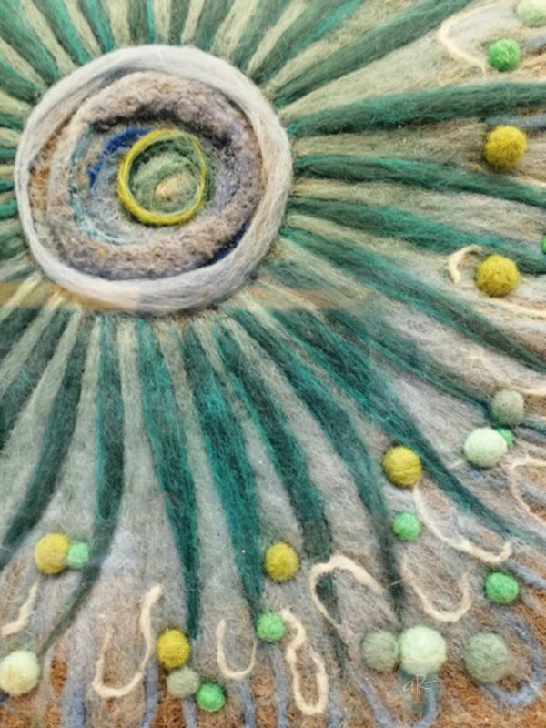 Anemone Detail - AB