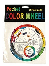Artists Colour Wheel: Pocket