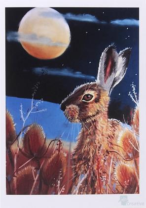 Art Cards: Prints of Mixed Media Artwork by Caroline Furlong